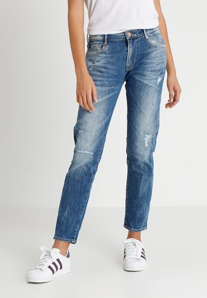 HERITAGE - Relaxed fit jeans - blue