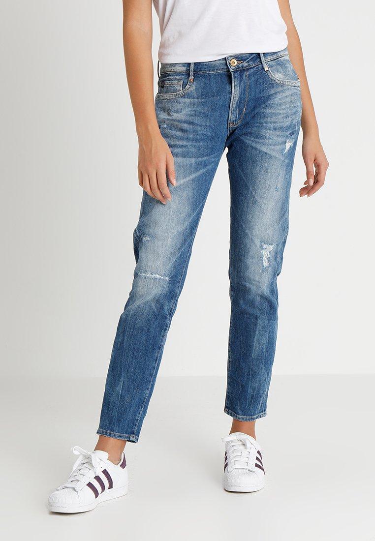 Le Temps Des Cerises - HERITAGE - Jeans Relaxed Fit - blue