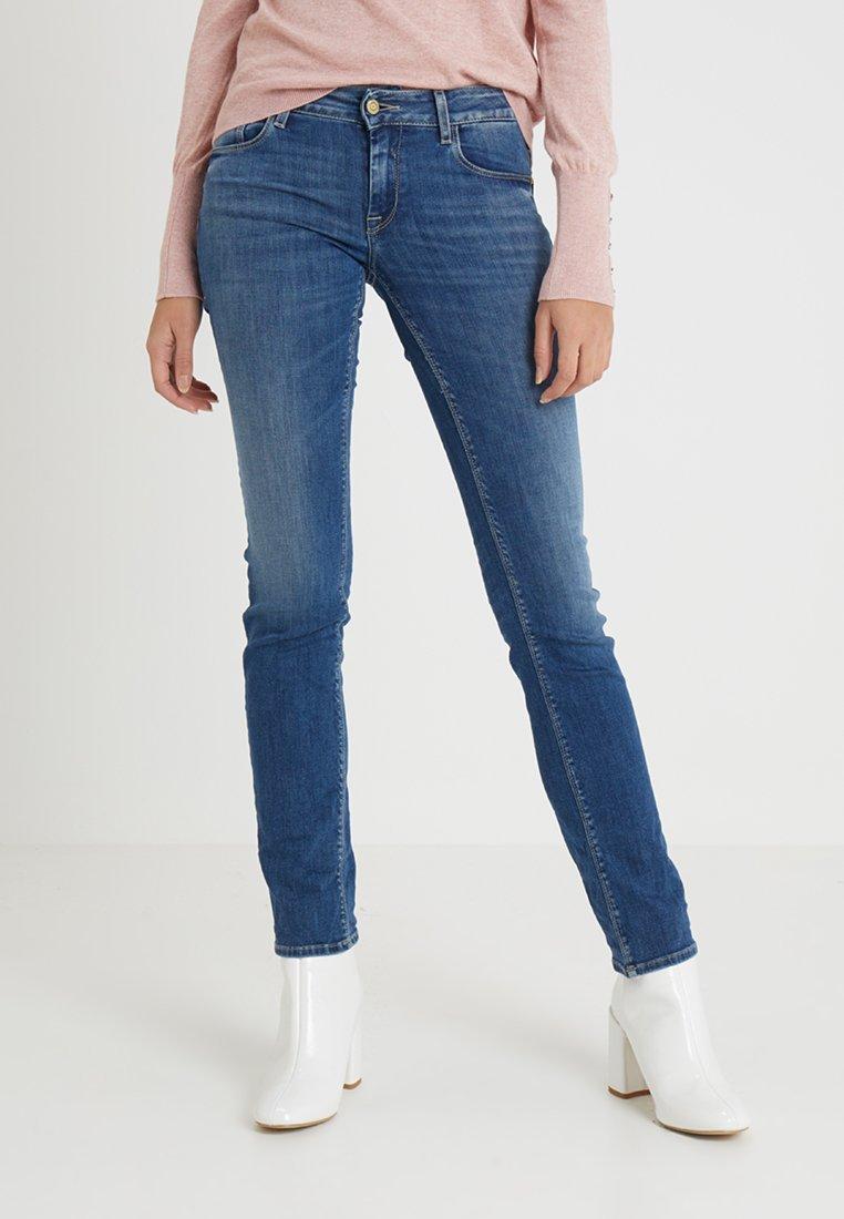 Le Temps Des Cerises - PULP REGULAR - Straight leg jeans - blue