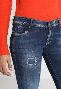 Le Temps Des Cerises - PULPC HERITAGE - Jeans Skinny Fit - blue - 4