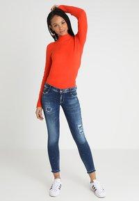 Le Temps Des Cerises - PULPC HERITAGE - Jeans Skinny Fit - blue - 2