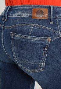 Le Temps Des Cerises - PULPC HERITAGE - Jeans Skinny Fit - blue - 6