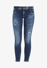Le Temps Des Cerises - PULPC HERITAGE - Jeans Skinny Fit - blue - 5
