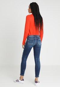 Le Temps Des Cerises - PULPC HERITAGE - Jeans Skinny Fit - blue - 3