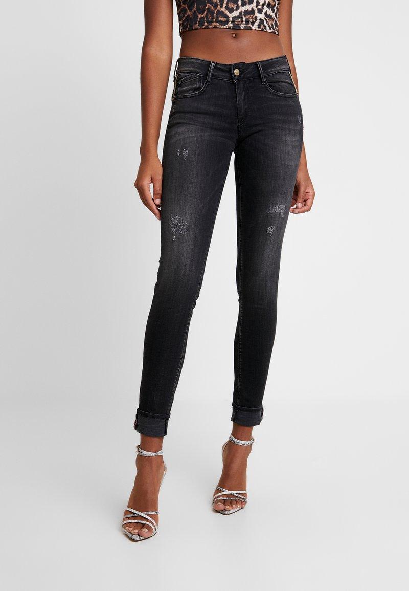 Le Temps Des Cerises - PULP - Jeans Skinny Fit - black