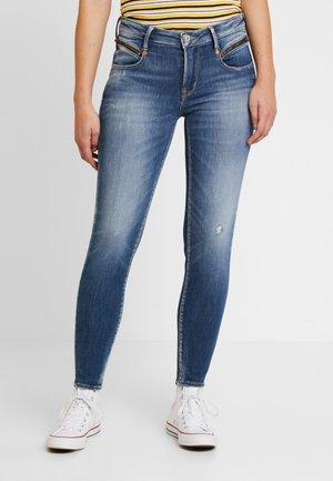 POWER - Jeans Skinny - blue