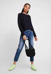 Le Temps Des Cerises - Relaxed fit jeans - blue - 1