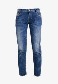 Le Temps Des Cerises - Relaxed fit jeans - blue - 4