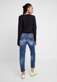 Le Temps Des Cerises - Relaxed fit jeans - blue - 2