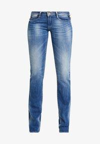 Le Temps Des Cerises - Jeans straight leg - blue - 4
