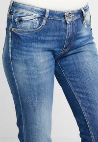 Le Temps Des Cerises - Jeans straight leg - blue - 3