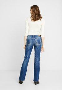 Le Temps Des Cerises - Jeans straight leg - blue - 2