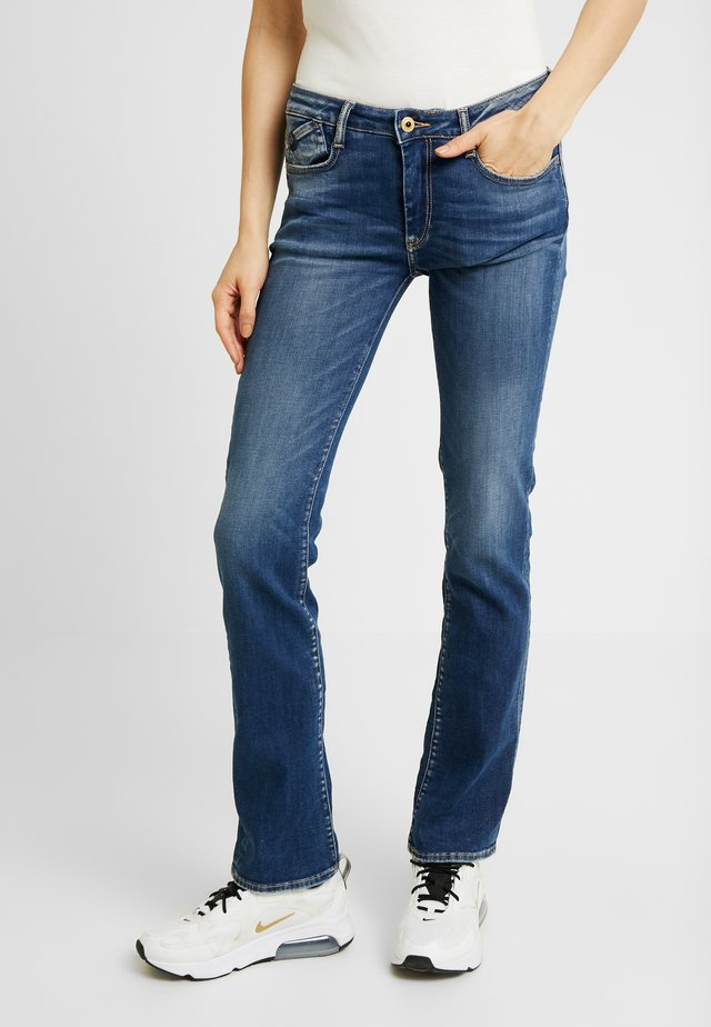 POWERB - Jeans Bootcut - blue