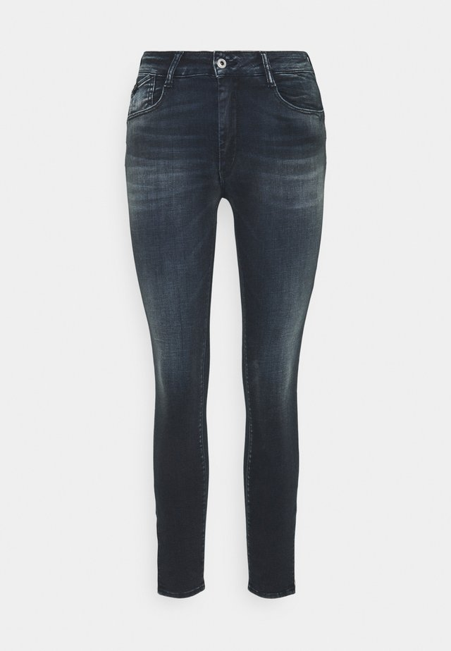 Jeans slim fit - black/blue