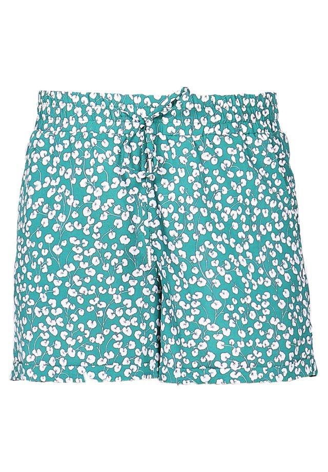 MIT FILIGRANEM PRINT - Shorts - tropical