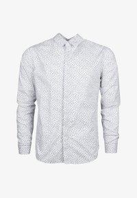 Le Temps Des Cerises - MIT FILIGRANEM ALLOVERMUSTER - Shirt - white - 4