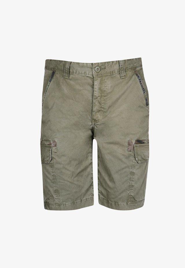 MATT - Shorts - khaki