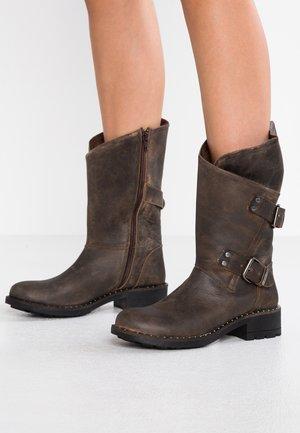 ANCLOU - Cowboystøvler - marron