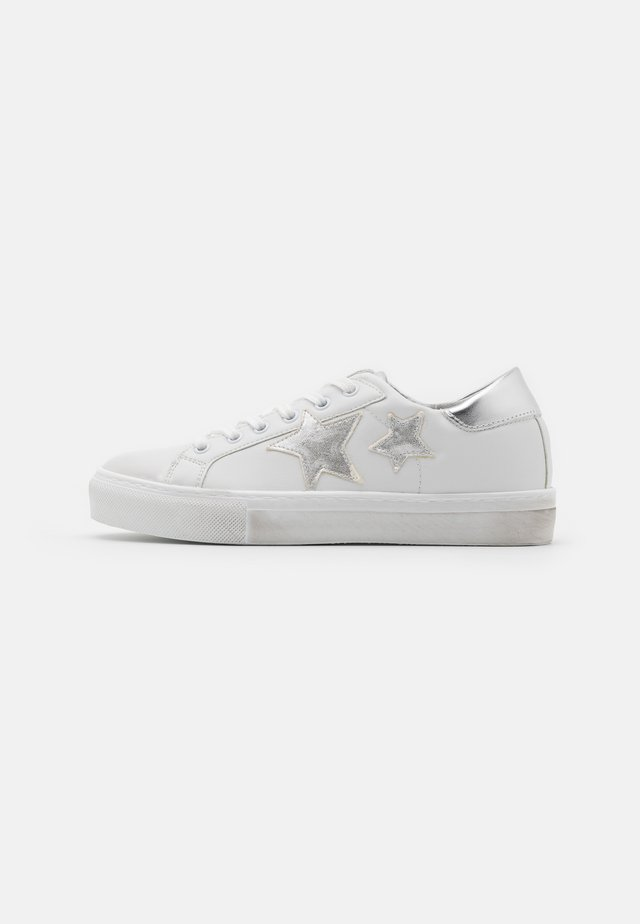 WINY - Sneaker low - blanc/argent