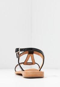 Les Tropéziennes par M Belarbi - HAMESS - Sandaler - noir - 5