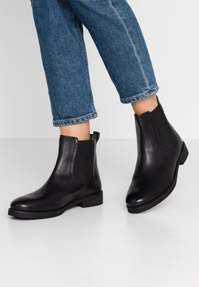 ANSELM - Korte laarzen - noir