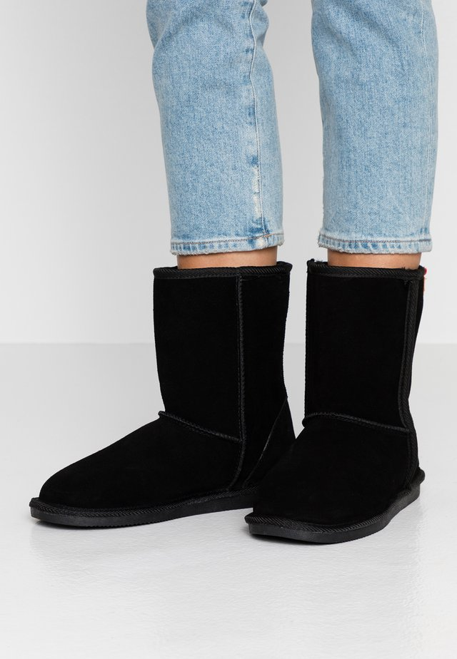 MOUNTAIN - Classic ankle boots - noir