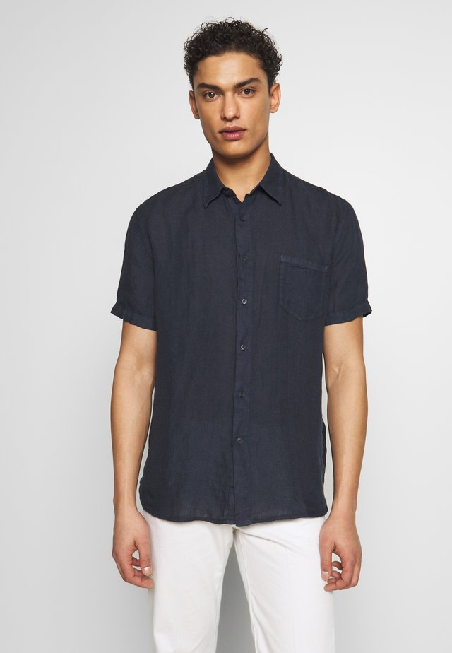 Shirt - blue navy