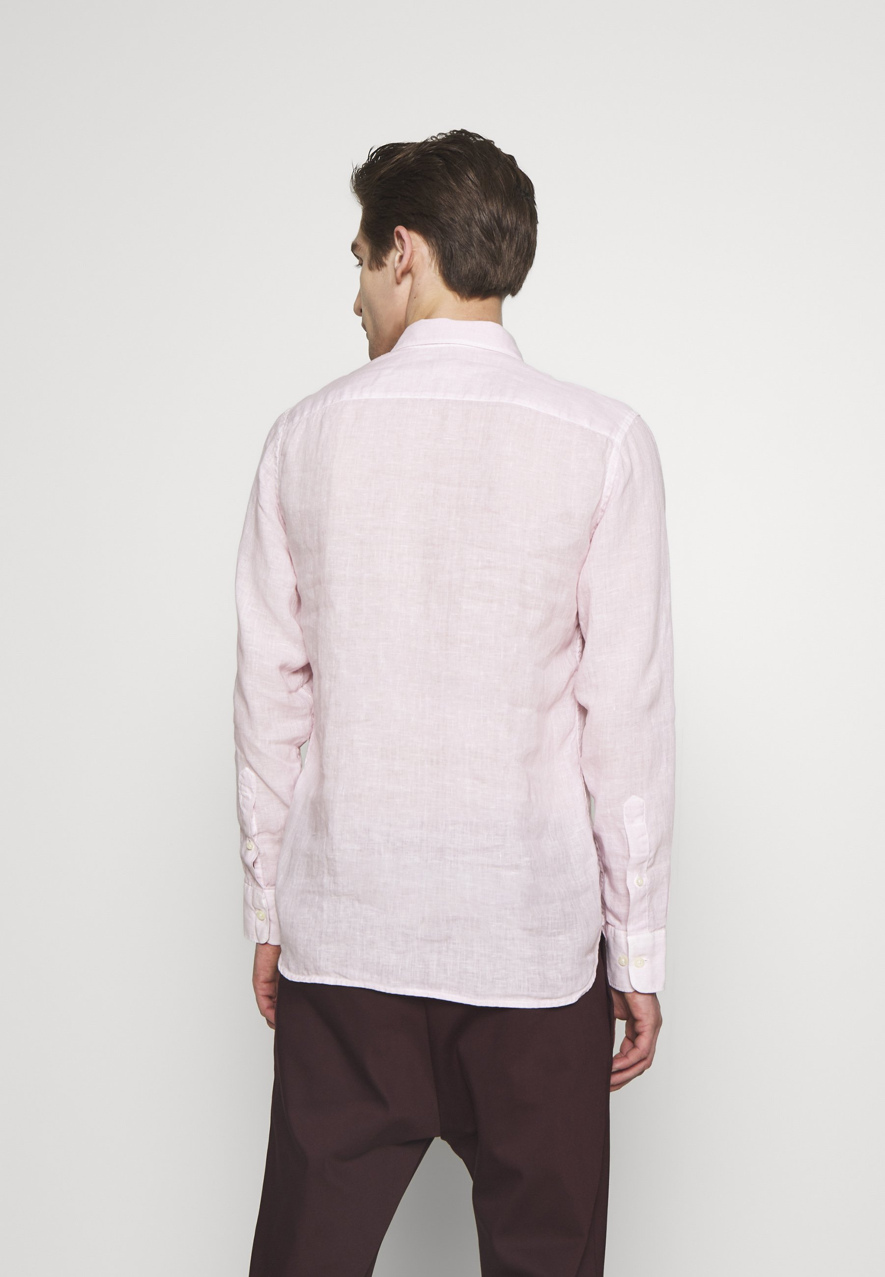 120% Lino Chemise - Pink Soft Fade