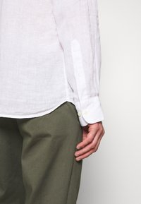 120% Lino - Shirt - white - 4