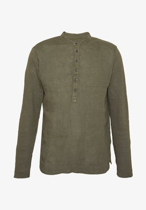 GURU - Shirt - crocodile solid