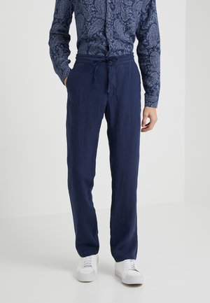 PANTALONE UOMO - Pantalon classique - dark blue