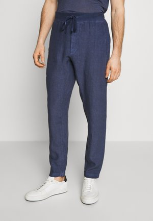 Kalhoty - dark blue fade