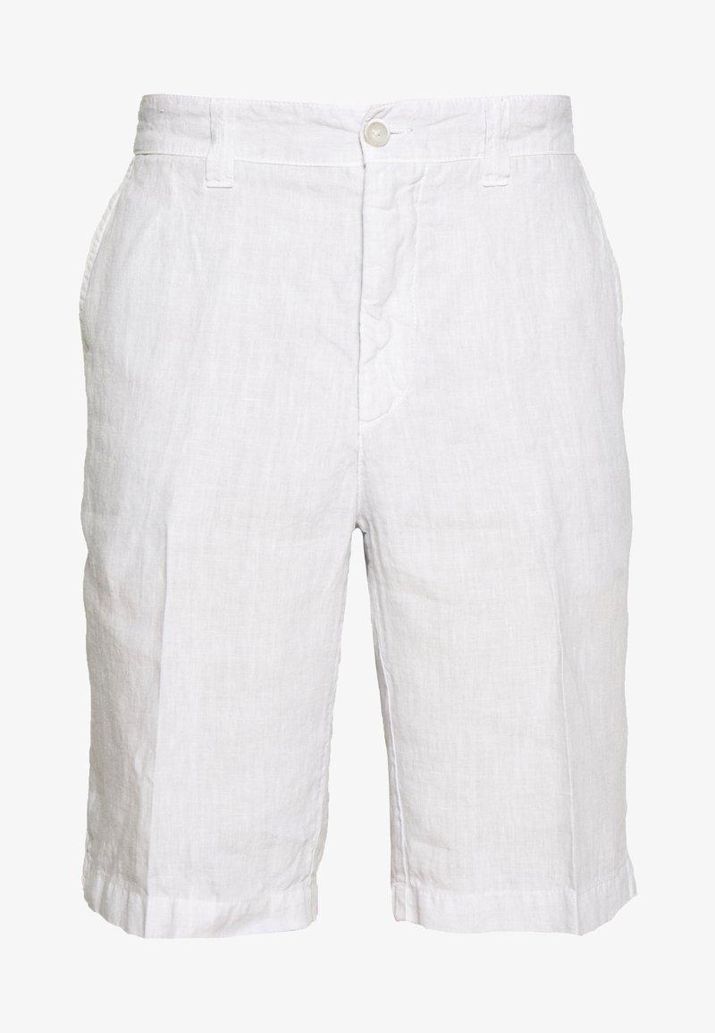 120% Lino Shorts - stone soft fade