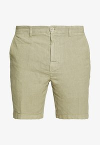 120% Lino - Shorts - olive - 4