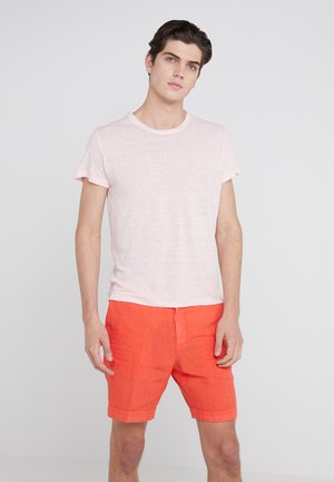 T-shirts basic - blushing