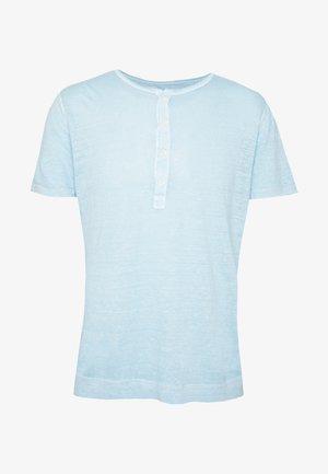 T-shirts basic - avio blue soft fade