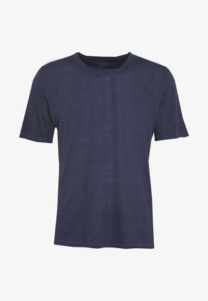 Basic T-shirt - dark blue fade
