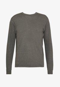 120% Lino - Langærmede T-shirts - elephant sof fade - 4