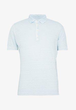 Poloshirts - pacific blue soft fade
