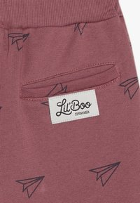 Lil'Boo - LIL FLEET  - Pantalones deportivos - renaissance rose - 4