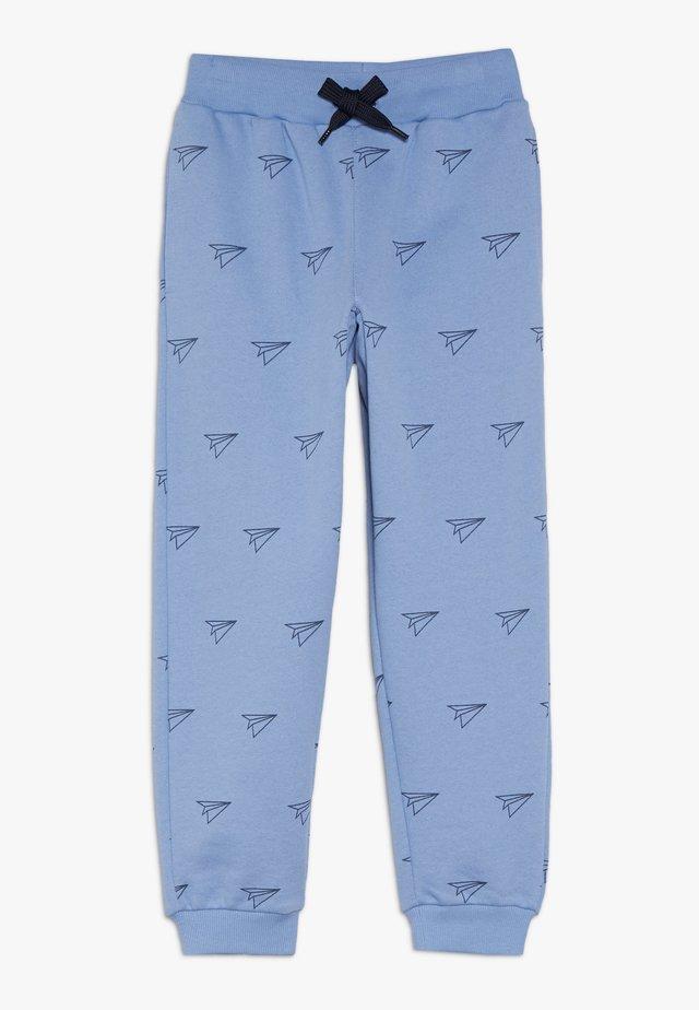 LIL FLEET  - Tracksuit bottoms - allure blue
