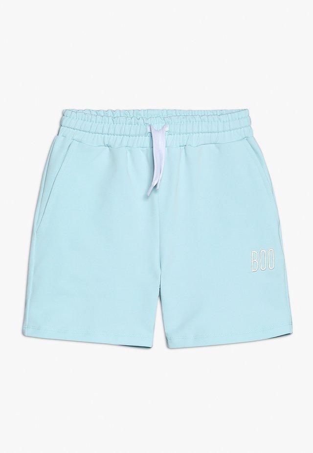 Teplákové kalhoty - baby blue