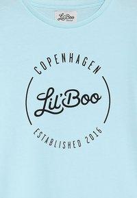 Lil'Boo - SHORT SLEEVE - T-shirts print - baby blue - 3