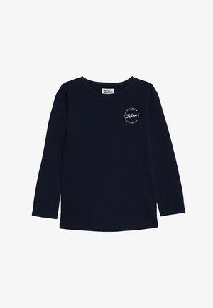 DAWN PATROL  - Long sleeved top - navy