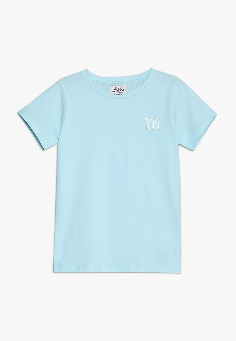 Lil'Boo - SHORT SLEEVE - T-shirts med print - baby blue