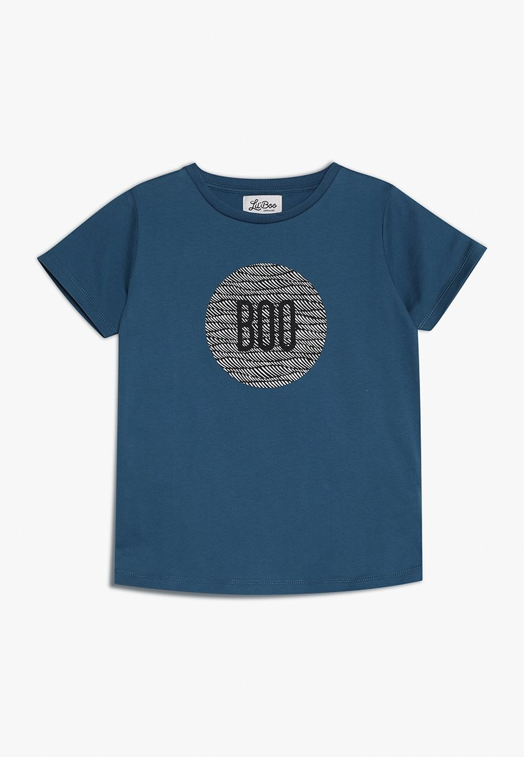 Lil'Boo - BOO WAVES  - T-Shirt print - teal
