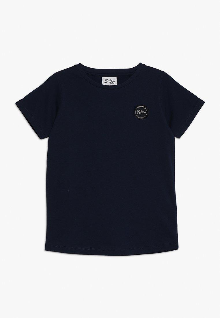 Lil'Boo - CLASSIC SHORT SLEEVE - Basic T-shirt - navy