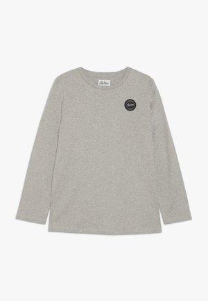 CLASSIC LONG SLEEVE - Pitkähihainen paita - light grey melange