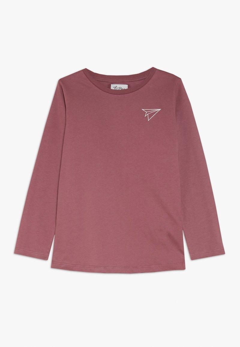 Lil'Boo - PAPER PLANE - Langærmede T-shirts - renaissance rose