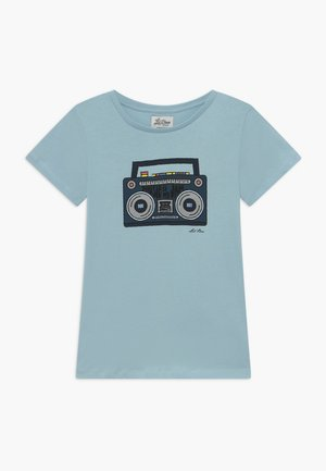 LIL BOO BOOMBOX - T-shirts print - light green